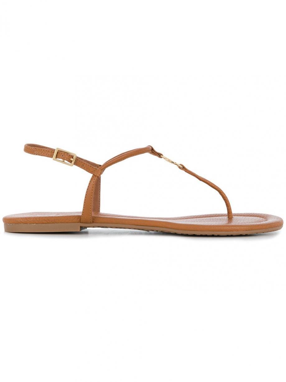 Tory Burch Emmy sandals Marron | Femme